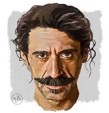 Alonso, por Omar R. La Rosa